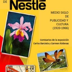 """Exposición """"álbumes de cromos de Nestlé"""""""