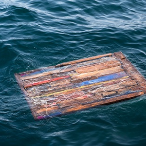 """Exposición """"Acero y pecios del mar"""""""
