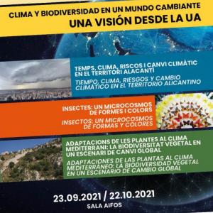 Clima y biodiversidad
