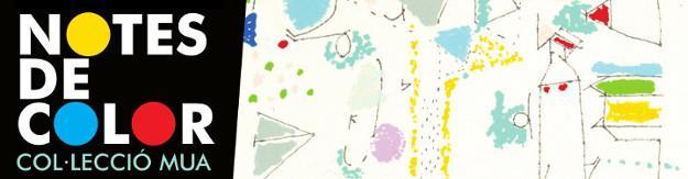 Notes de color - Col·lecció MUA