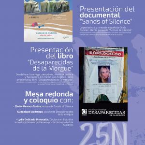 25N: Sands of silence - Desaparecidas de la morgue