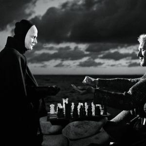 El séptimo sello. Ingmar Bergman. 1957