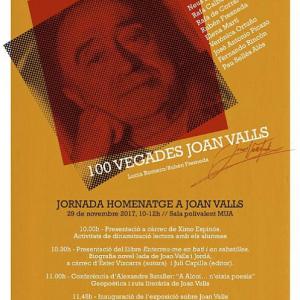 Jornada Joan Valls