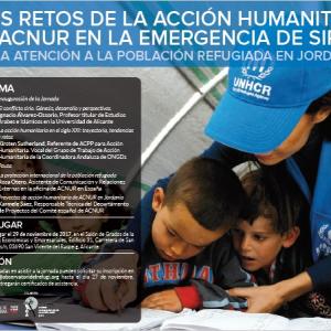 Jornada Eetos de la acción humanitaria