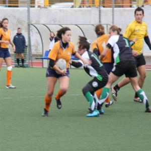 partido rugby femenino