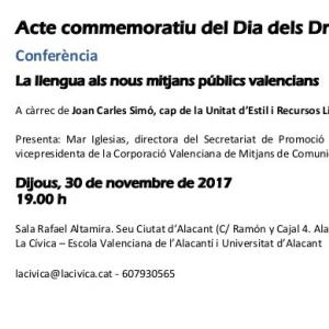 conferencia Derechos Lingüísticos