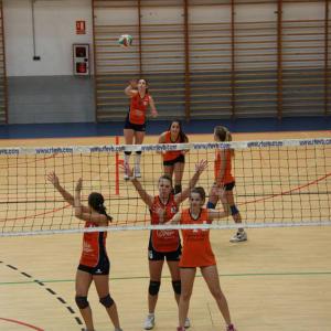 partido voleibol femenino