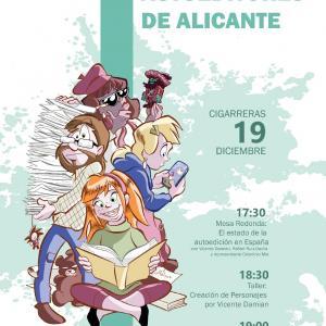 Primer Encuentro de Autoeditores de Alicante