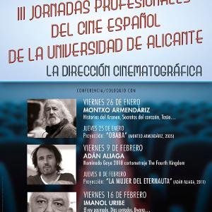 Jornada cine español