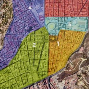 ciclo aula de la ciudad de Alicante