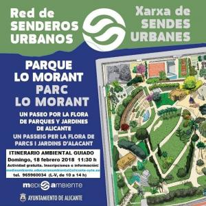 Itinerari ambiental  Parc Lo Morant