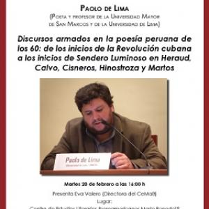 conferencia de Paolo de Lima