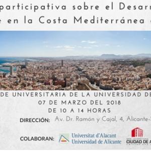 """Jornada """"desarrollo urbano sostenible"""""""
