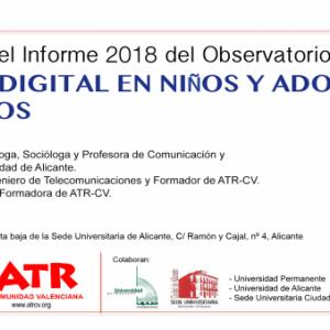 "mesa redonda""Observatorio del consumo digital"""