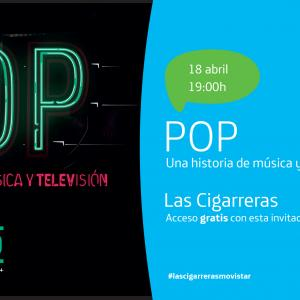 POP Una Historia de Música y Televisión