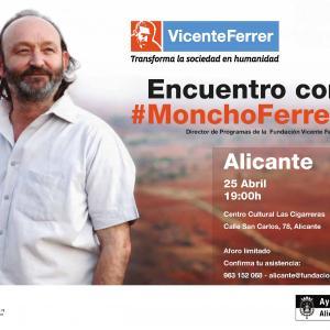 Conferencia Moncho Ferrer