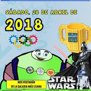Segunda edición Robolympics