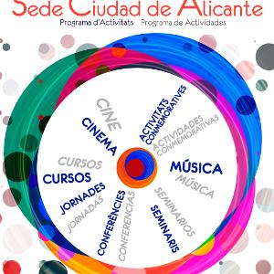 Programación de la Sede de Alicante
