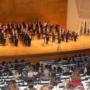 Actuación de la Banda del Ayuntamiento