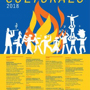 Programa fogueres cultural 2018
