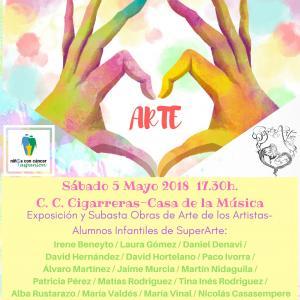 Exposición y Subasta Obras de Arte