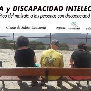"""Jornada """"Ética y discapacidad"""""""