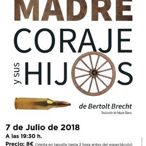 """Teatro """"Madre coraje y sus hijos"""""""