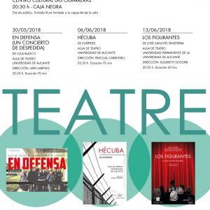 Muestra de Teatro Universitario