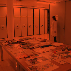 """Exposición """"archivo de la Democracia"""""""