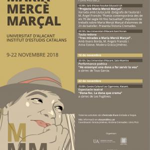 Homenaje a Maria Merè