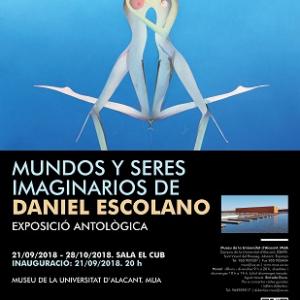 """Exposición """"Daniel Escolano"""""""