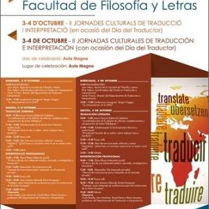 Jornadas Culturales de Traducción