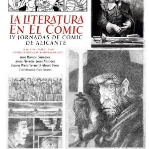 La Literatura en el Cómic