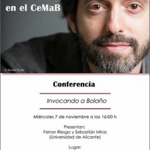 Conferencia de Andrés Neuman