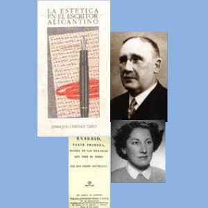 Escritores Alicantinos
