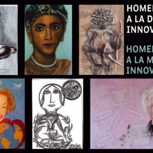"""Exposición """"Homenaje a la mujer innovadora"""""""