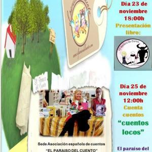 """PRESENTACION LIBRO """"LA SOMBRA DE CARLOS"""""""