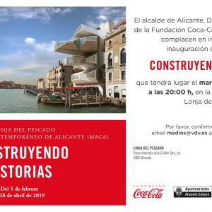 Construyendo Historias. Fundación Coca Cola