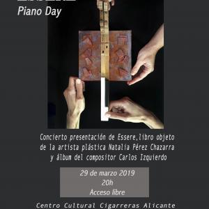 Piano Day en Cigarreras