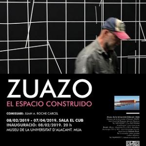 """Exposición """"El espacio construido"""""""