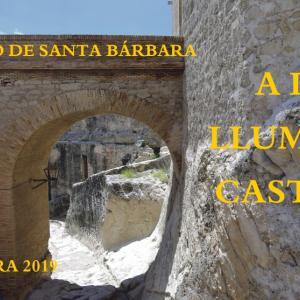 A la llum del Castell