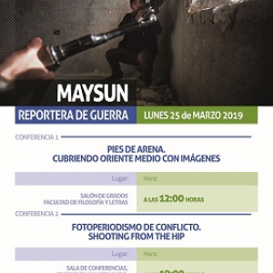 Conferencias de Maysun