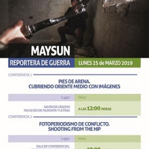 Conferencias de Maysun