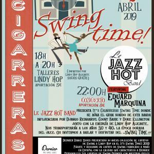 Swing Time Las Cigarreras.