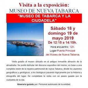 Visita al Museo de Tabarca y la Ciudadela.