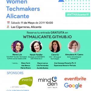 Women Techmakers Alicante