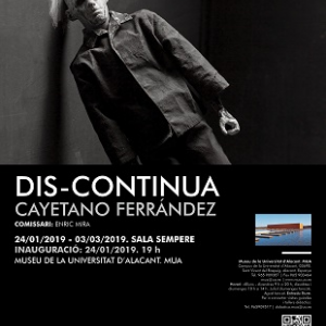 """Exposición """"Dis-continua"""""""
