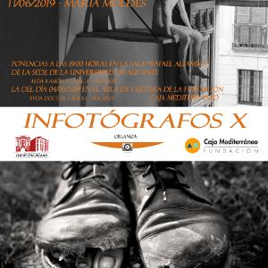 Conferencias INFOTOGRAFOS X