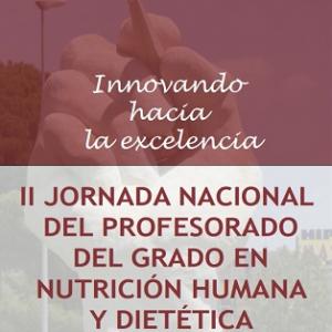Jornada Nutrición Humana y Dietética