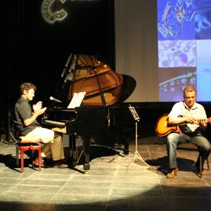 """Concierto """"Piano y guitarra"""""""